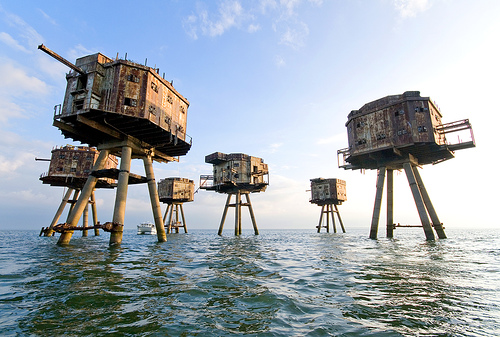 fortalezas marina maunsell 2