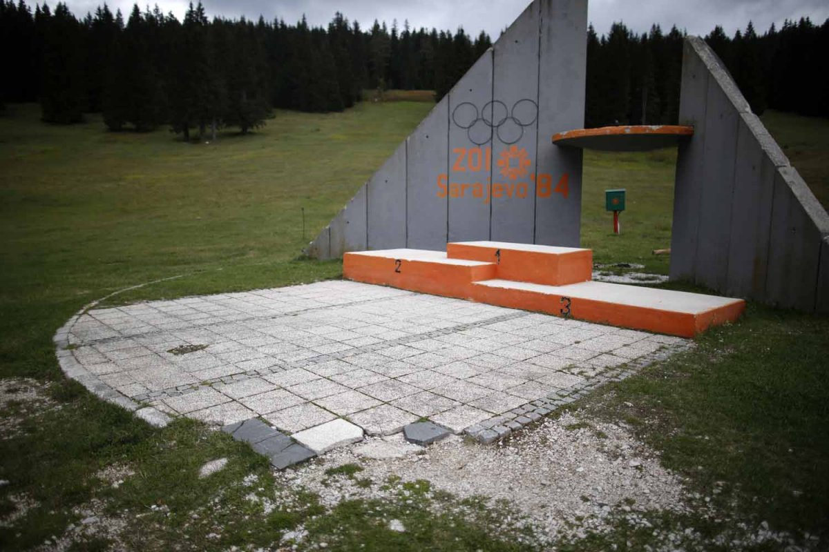 instalaciones olimpicas abandonadas 1
