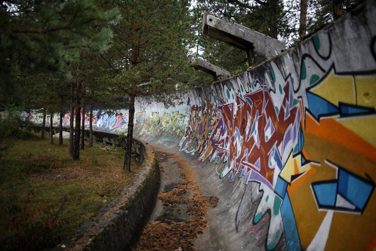 instalaciones olimpicas abandonadas 2