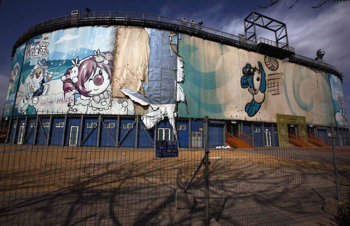 instalaciones olimpicas abandonadas 29