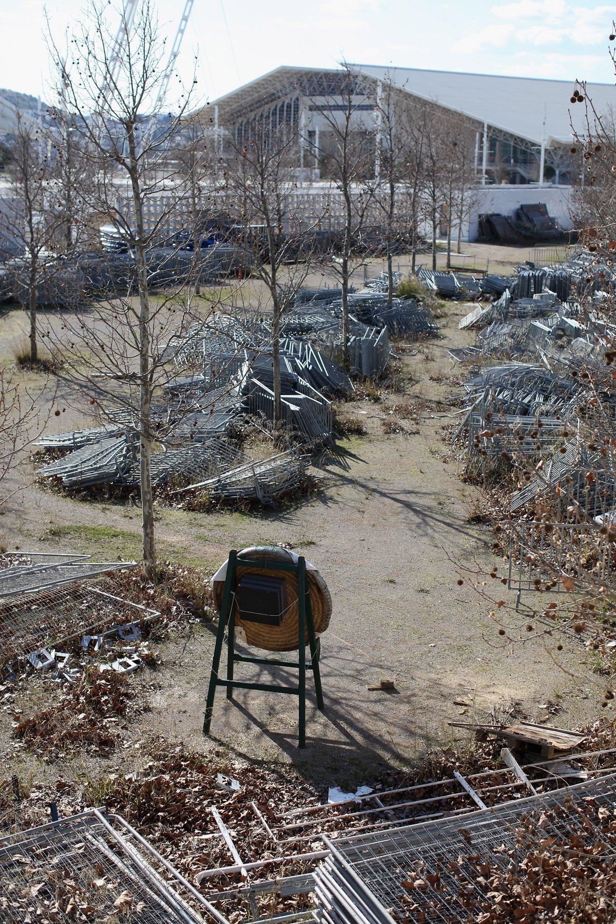 instalaciones olimpicas abandonadas 36