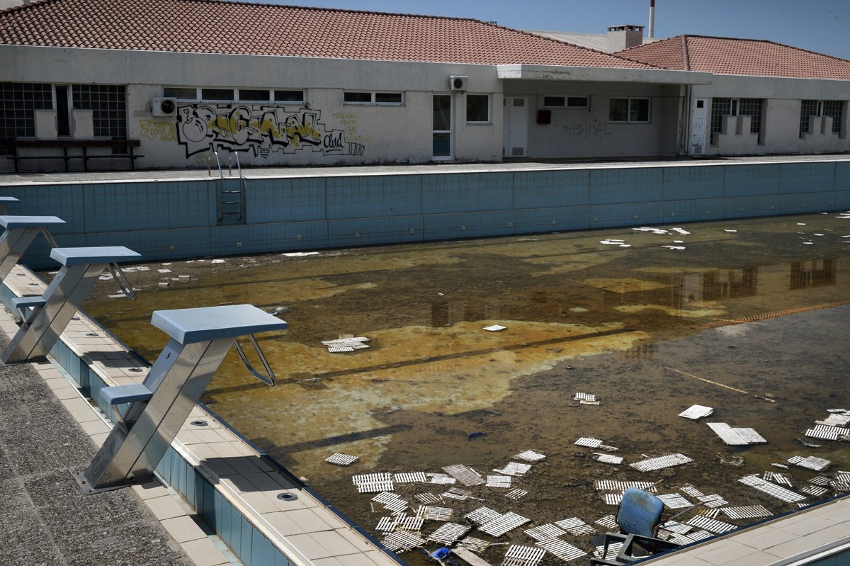 instalaciones olimpicas abandonadas 49