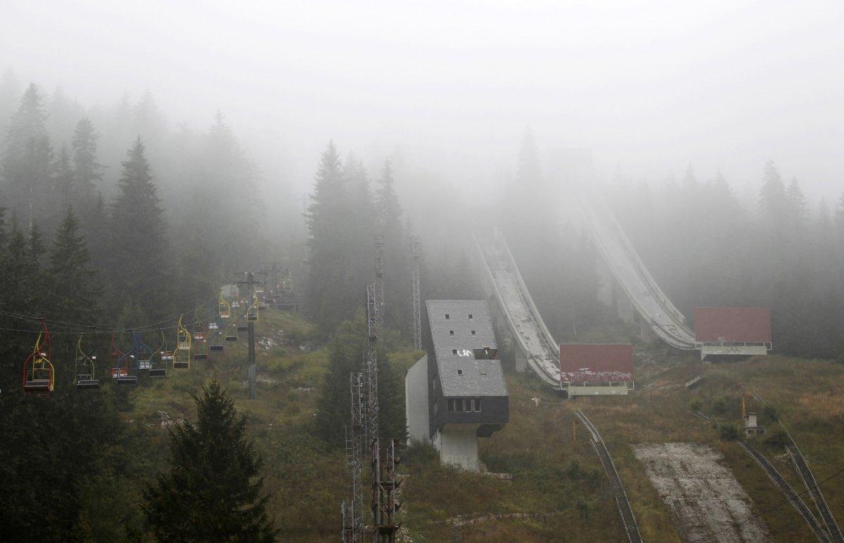 instalaciones olimpicas abandonadas 8