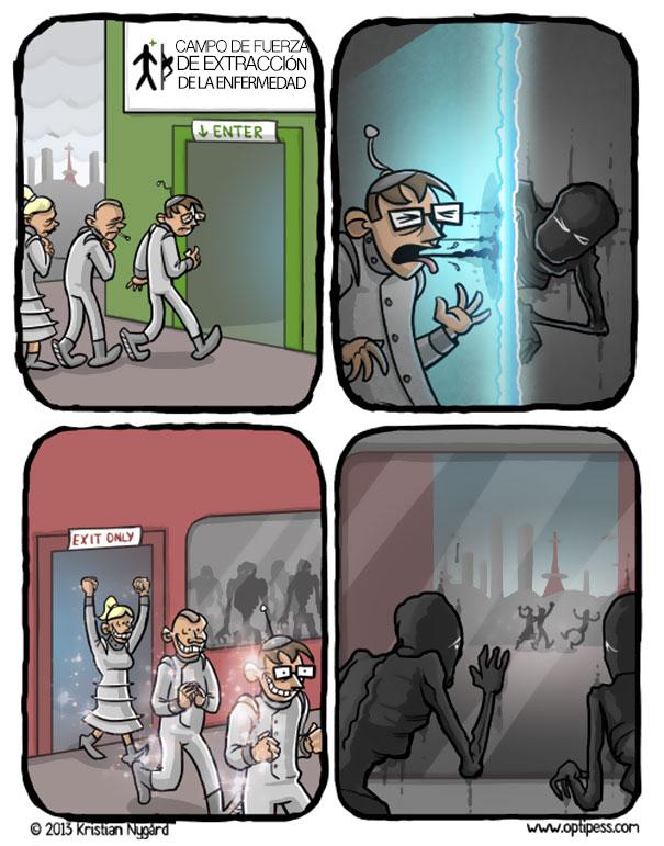 la depresion en viñetas 3