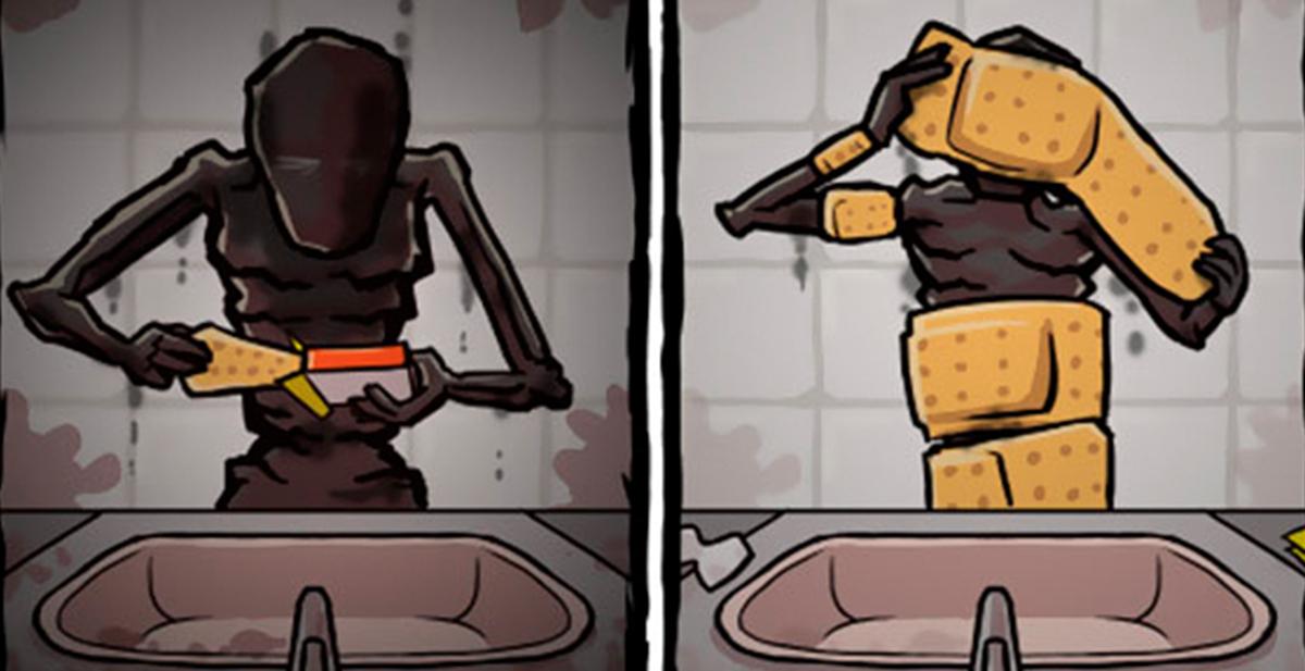 la depresion explicada en viñetas