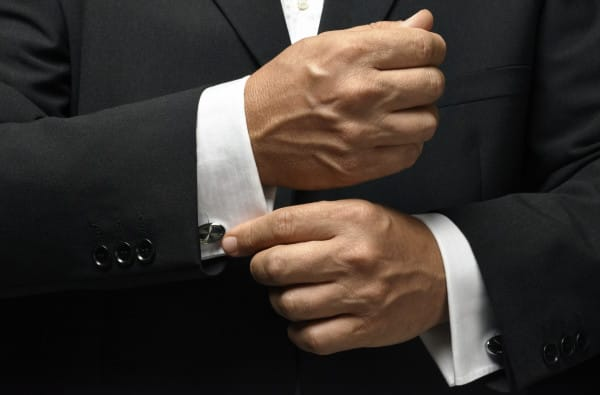 businessman preparation