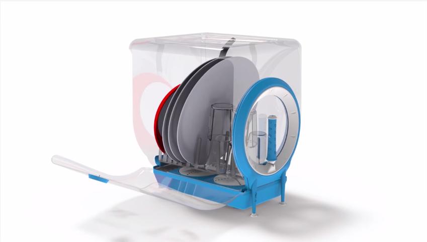 lavavjillas que funcionan con manivela 5