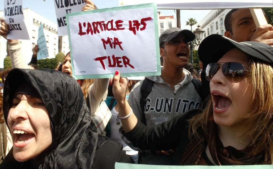 ley 475 marruecos