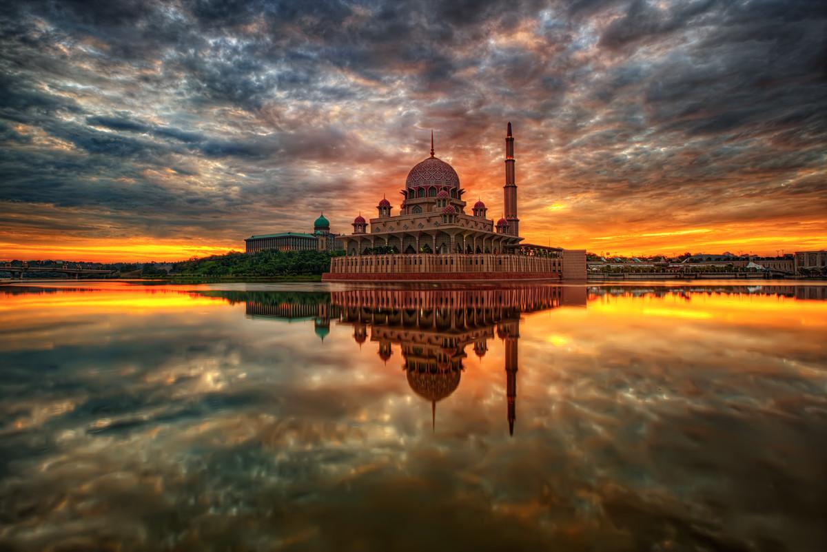 mezquita de putra