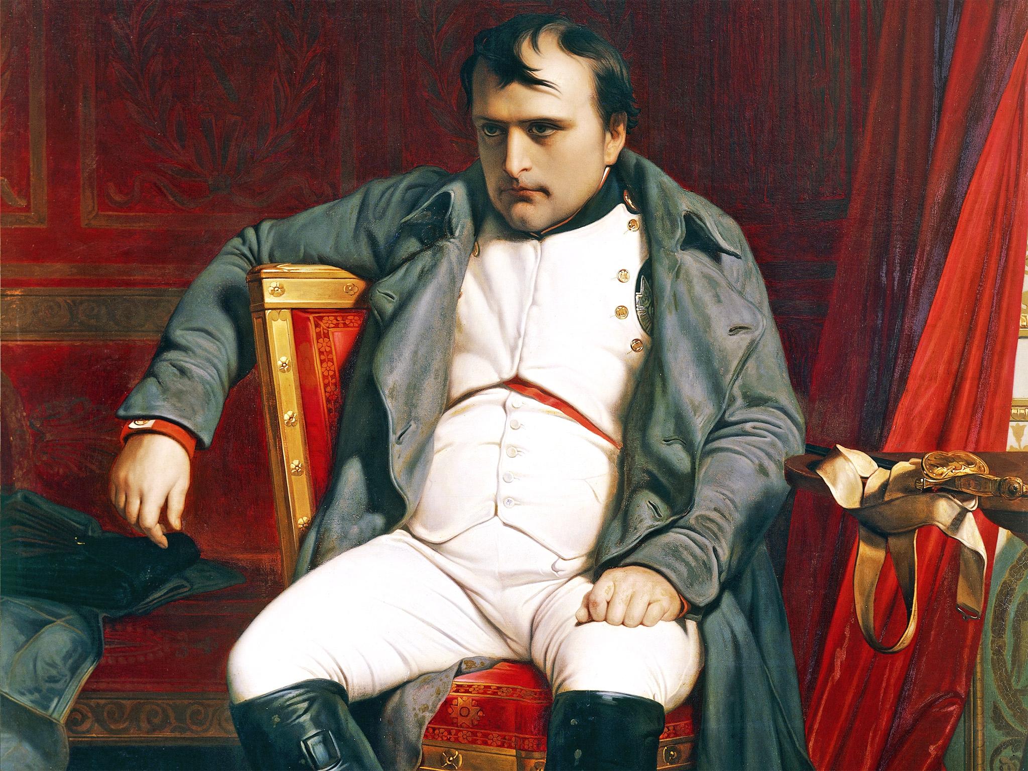 napoleon bajito