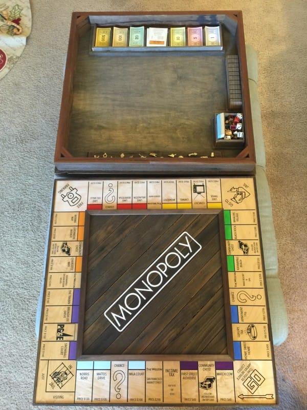 pedida de mano monopoly 7