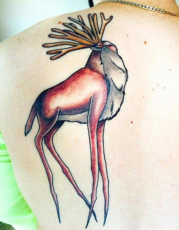 tatuajes del estudio ghibli 4