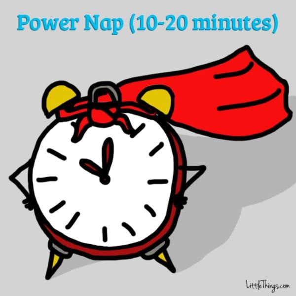 Así nos afecta la siesta según su tiempo de duracion