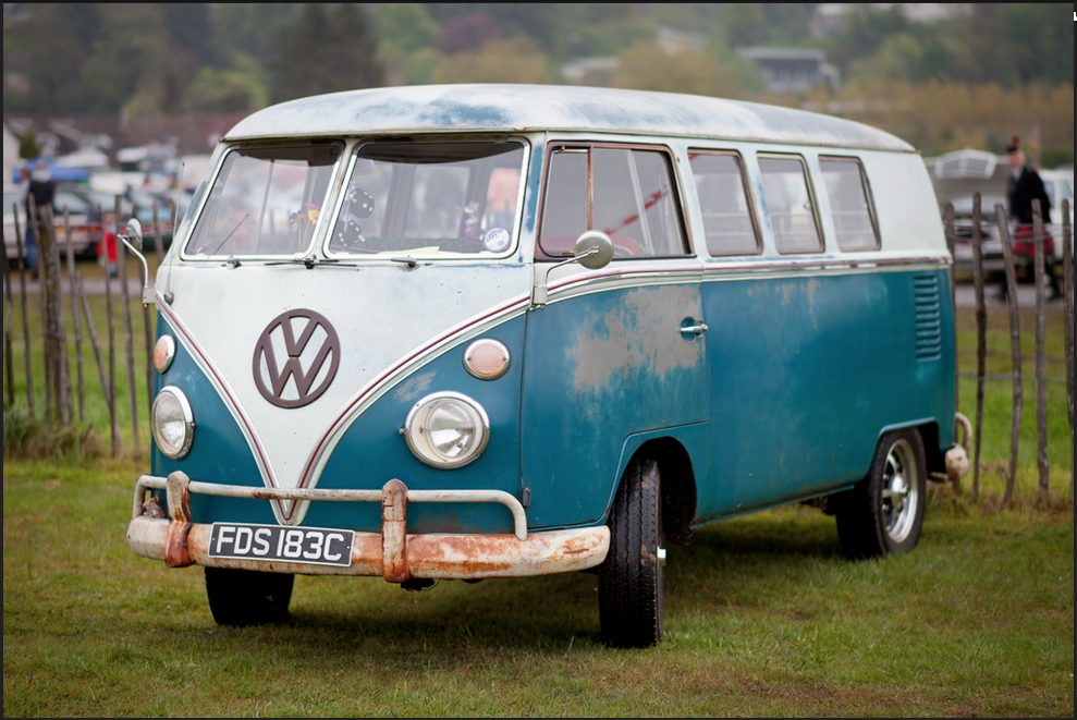 La Famosa Furgoneta Hippie Volkswagen Prepara Su Regreso
