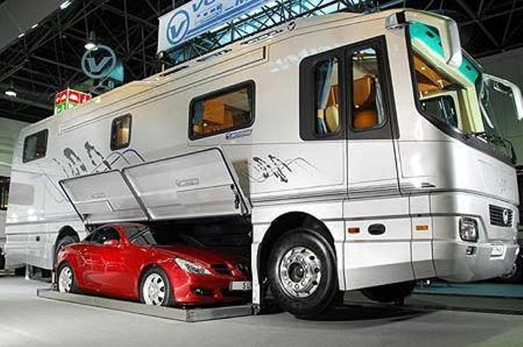 Las 5 Caravanas M 225 S Grandes Lujosas Y Caras Del Mundo