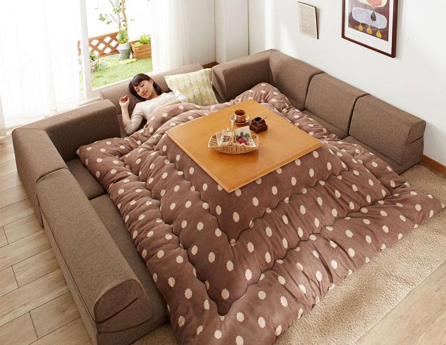 cama calefaccion japonesa 1