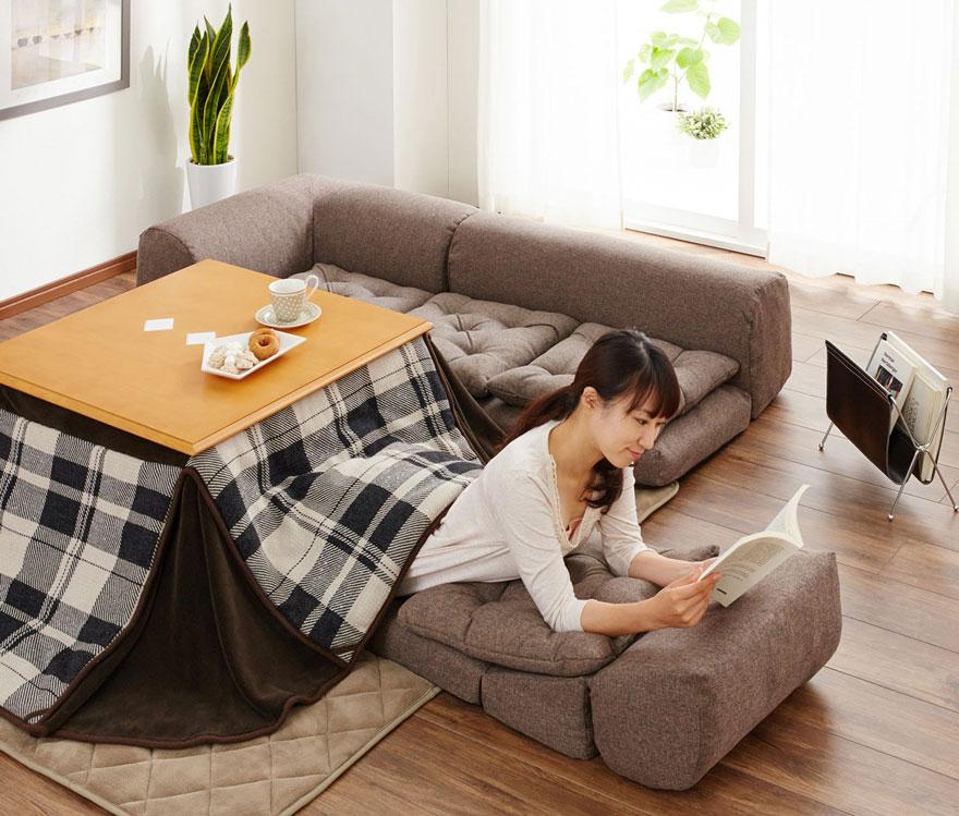 cama calefaccion japonesa 4
