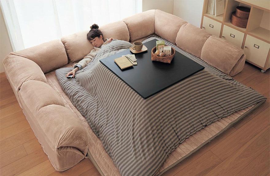 cama calefaccion japonesa 7