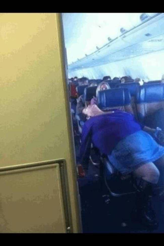 gente con la que no te quieres encontrar en un avion 20