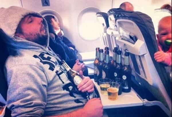 gente con la que no te quieres encontrar en un avion 32
