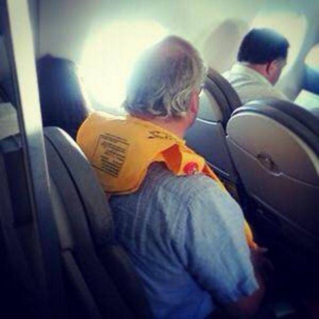 gente con la que no te quieres encontrar en un avion 38