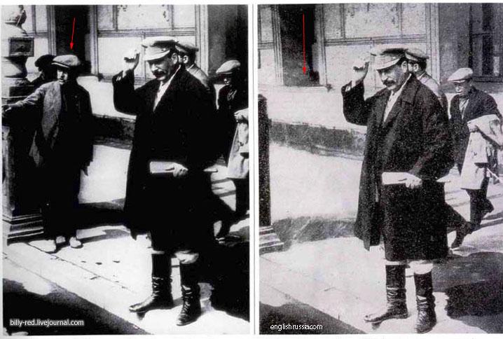 las fotografias historicas retocadas cuando no existia el photoshop 1
