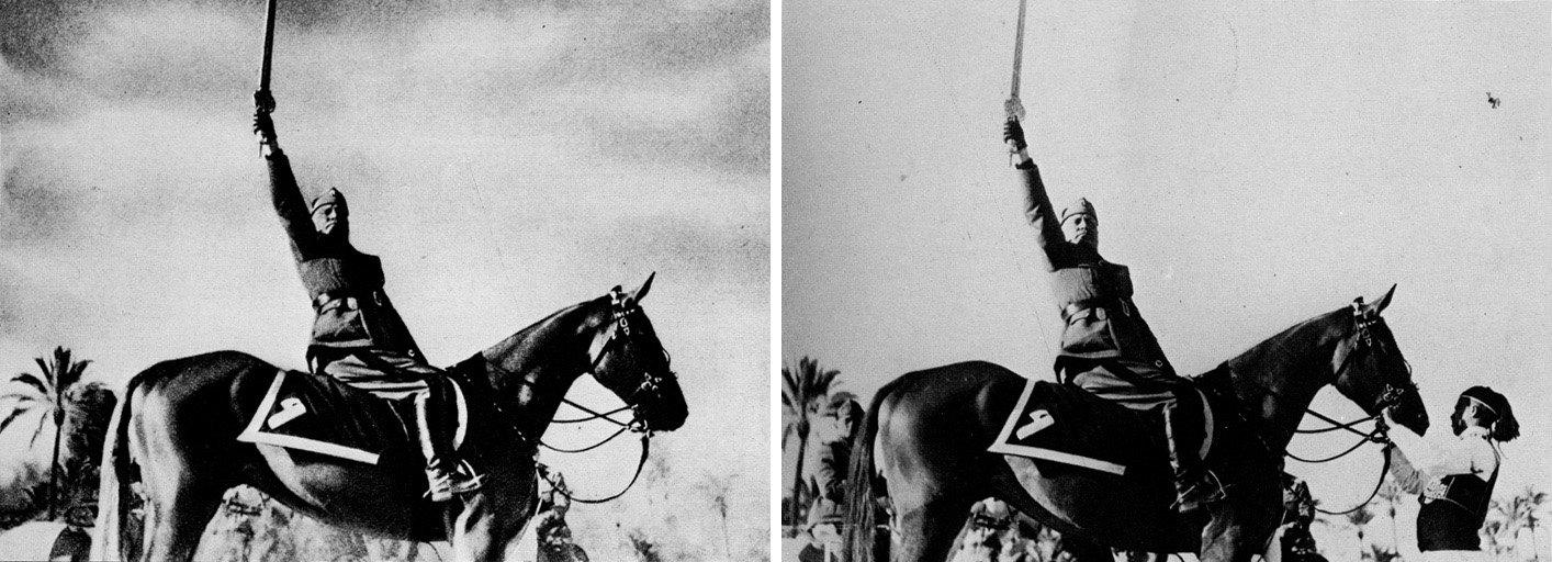 las fotografias historicas retocadas cuando no existia el photoshop 15