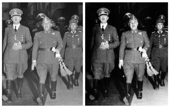 las fotografias historicas retocadas cuando no existia el photoshop 18