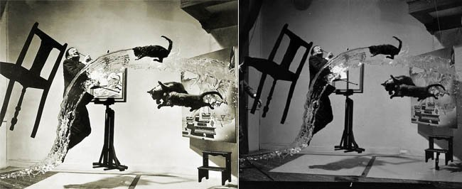 las fotografias historicas retocadas cuando no existia el photoshop 23