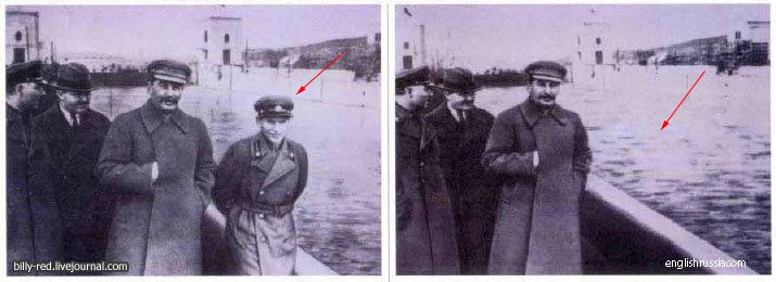 las fotografias historicas retocadas cuando no existia el photoshop 2