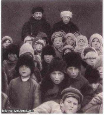 las fotografias historicas retocadas cuando no existia el photoshop 4