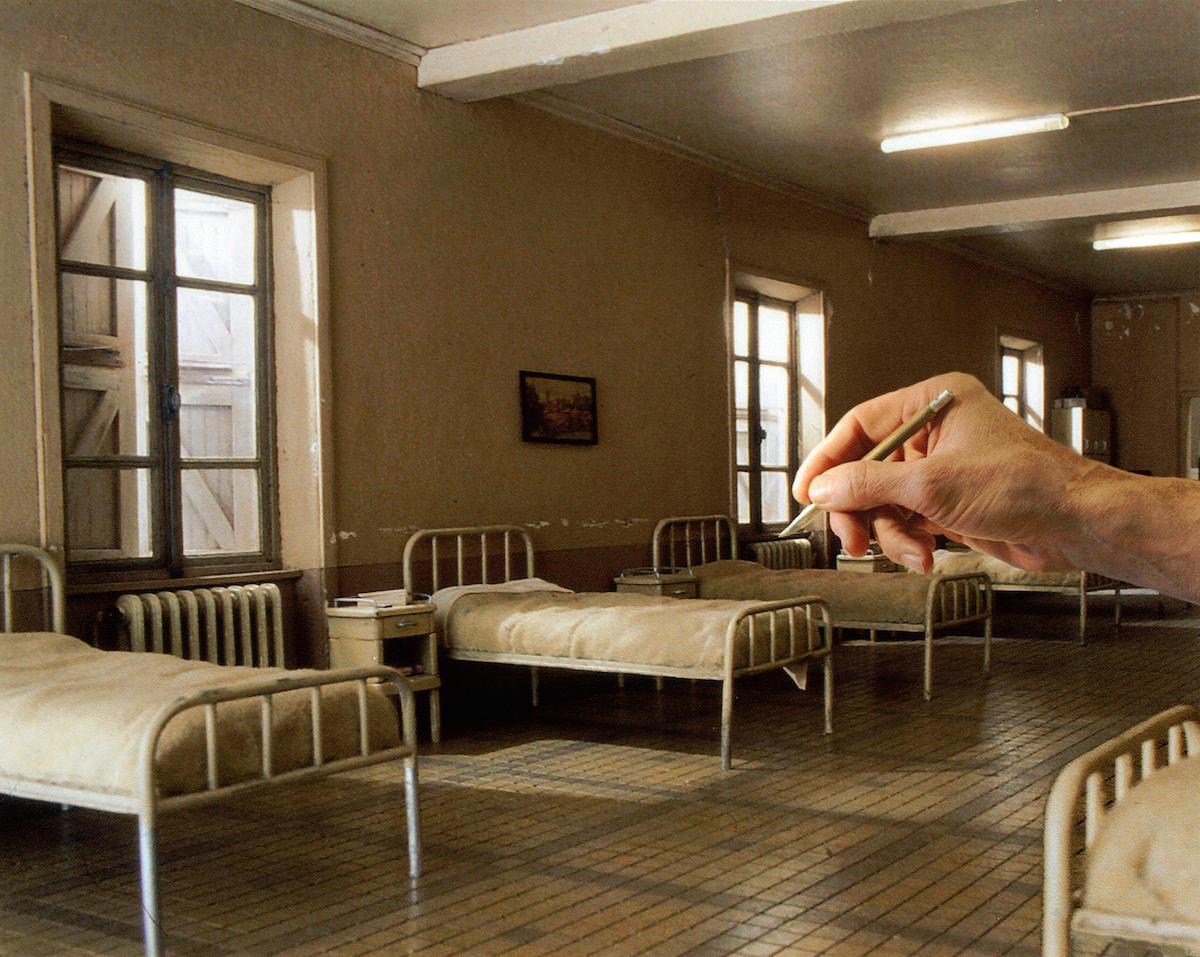 las maquetas miniaturas a escala mas perfectas del museo frances del cine y la miniatura 4