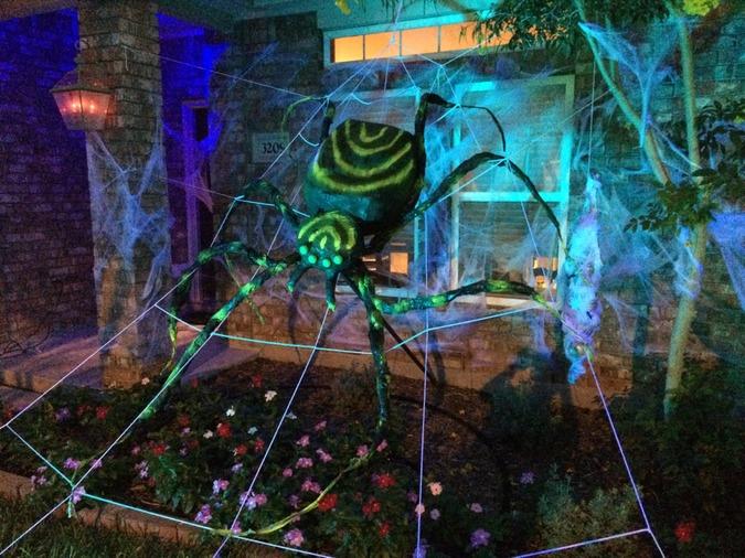 20 Casas de Halloween Geniales!