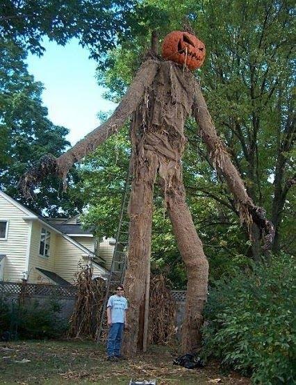 las mejores decoraciones de casas para halloween 3