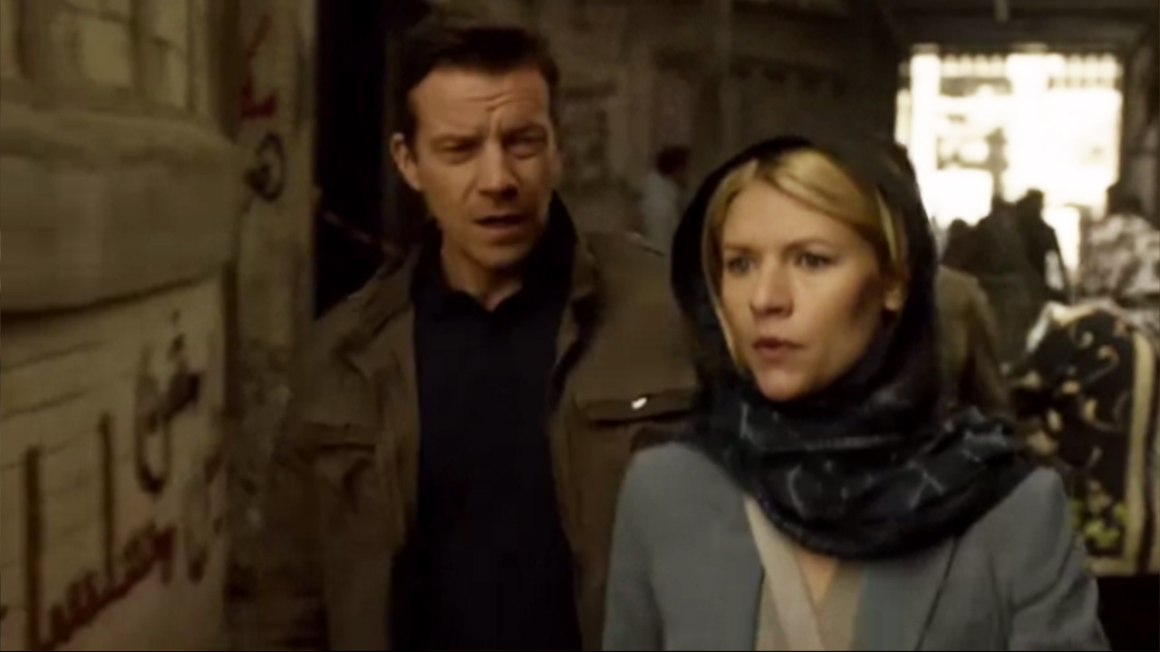 Imagen de la 5ª temporada de Homeland