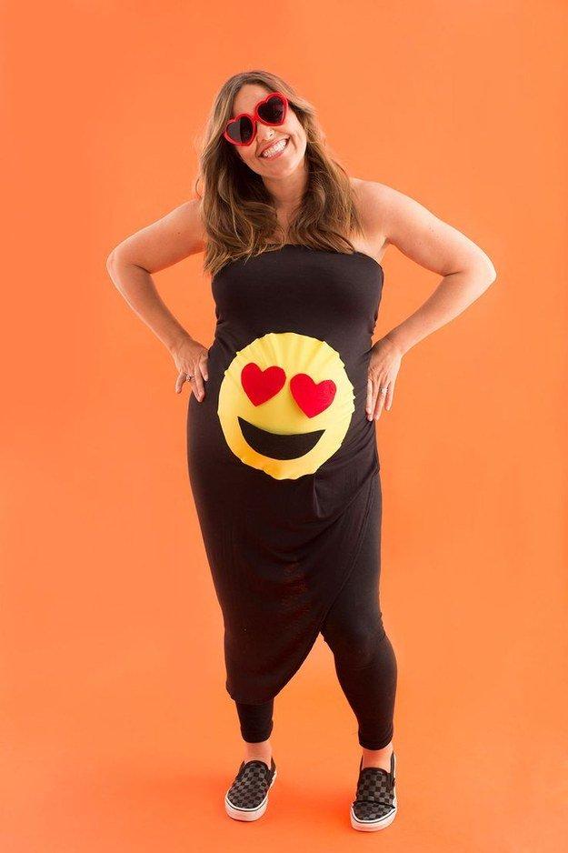 los mejores disfraces de halloween para embarazadas 22