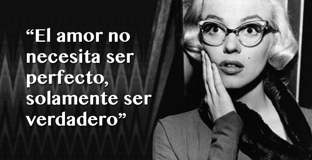 25 Frases Legendarias De Marilyn Monroe Que Cambiarán Tu