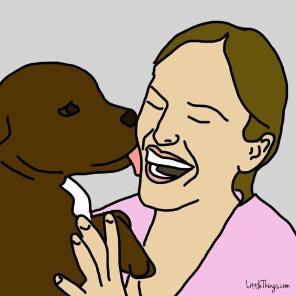 perros demostrando amor 10