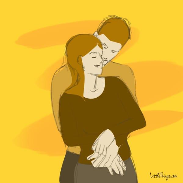 que significa la forma en que das los abrazos1