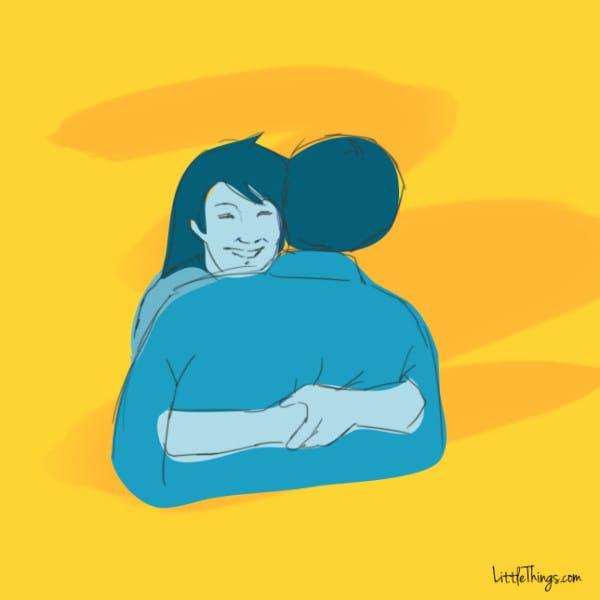 que significa la forma en que das los abrazos10