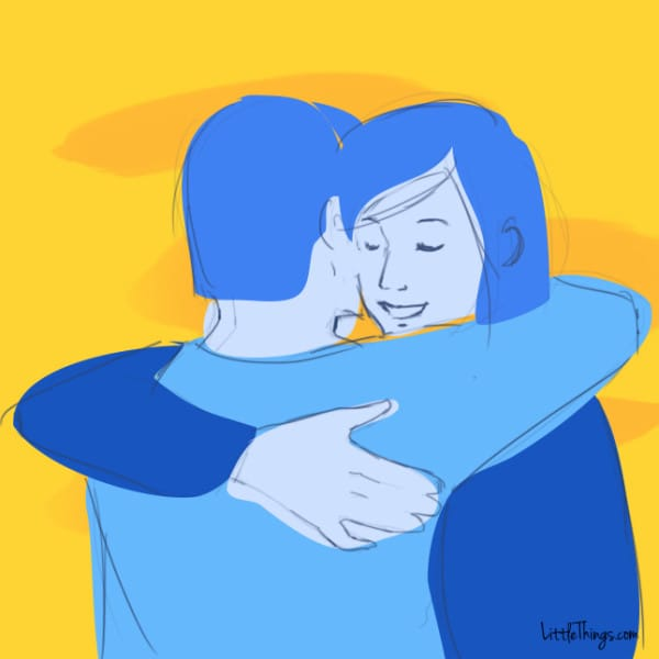 que significa la forma en que das los abrazos2