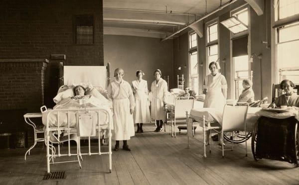9 cosas que tenian que hacer do fora obligatoria las enfermeras en 1887 1
