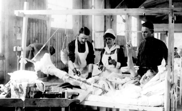 9 cosas que tenian que hacer do fora obligatoria las enfermeras en 1887 4