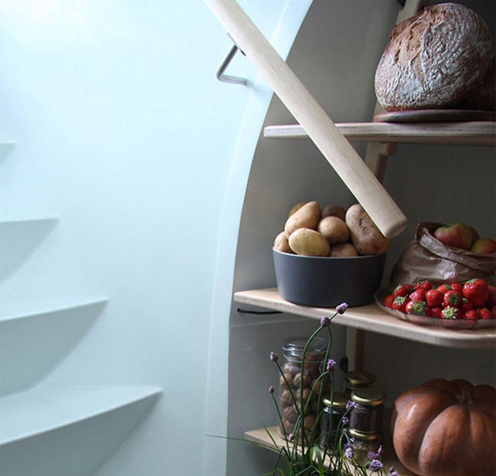 Groundfridge, el frigorifico que no necesita electricidad para enfriar 5