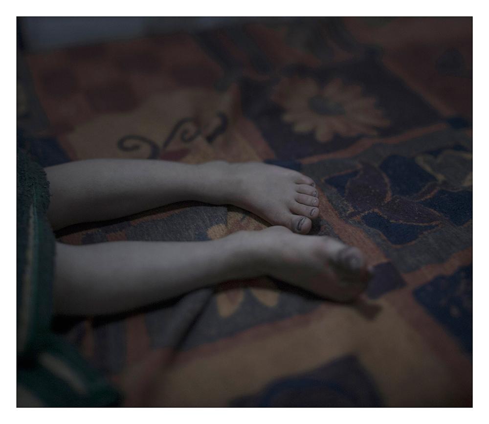 donde duermen los niños refugiados sirios 13
