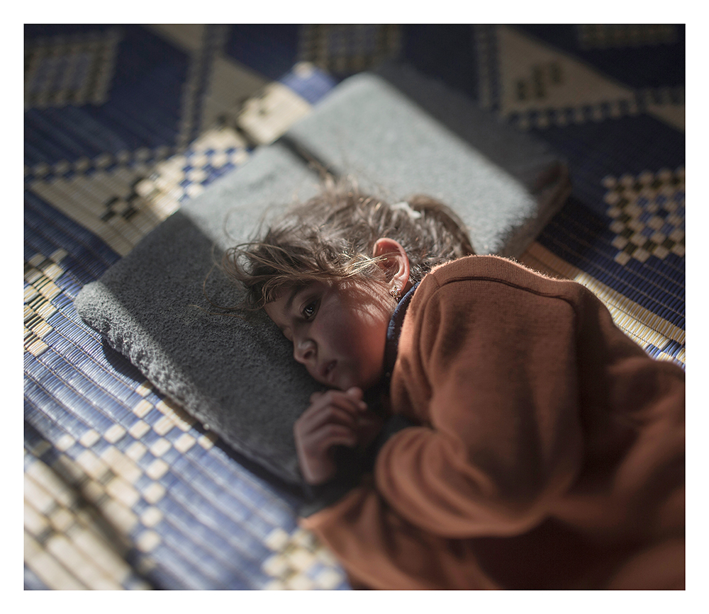 donde duermen los niños refugiados sirios 14