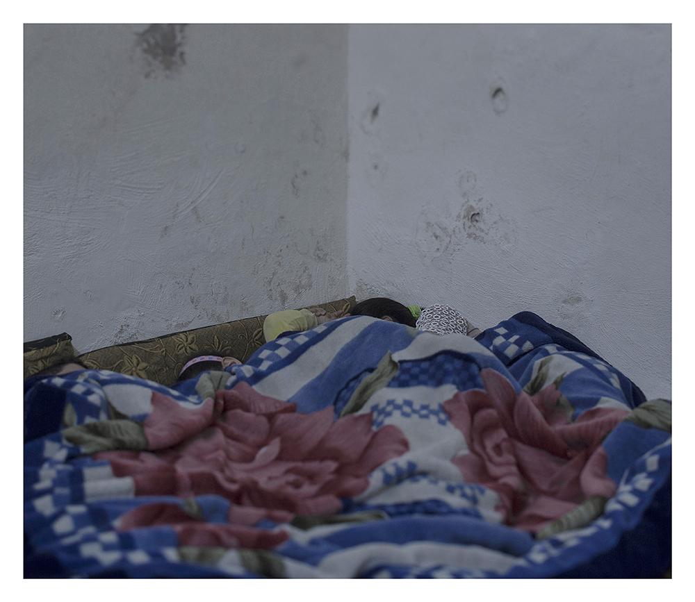 donde duermen los niños refugiados sirios 15