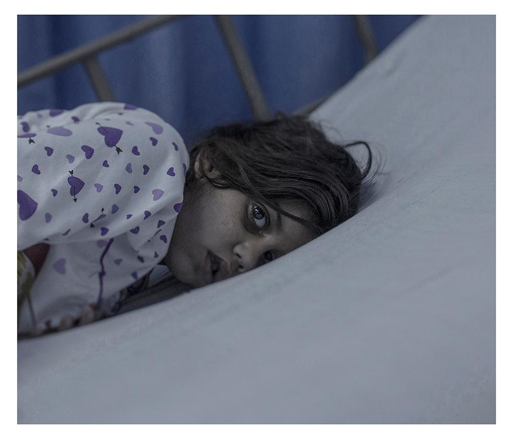 donde duermen los niños refugiados sirios 16