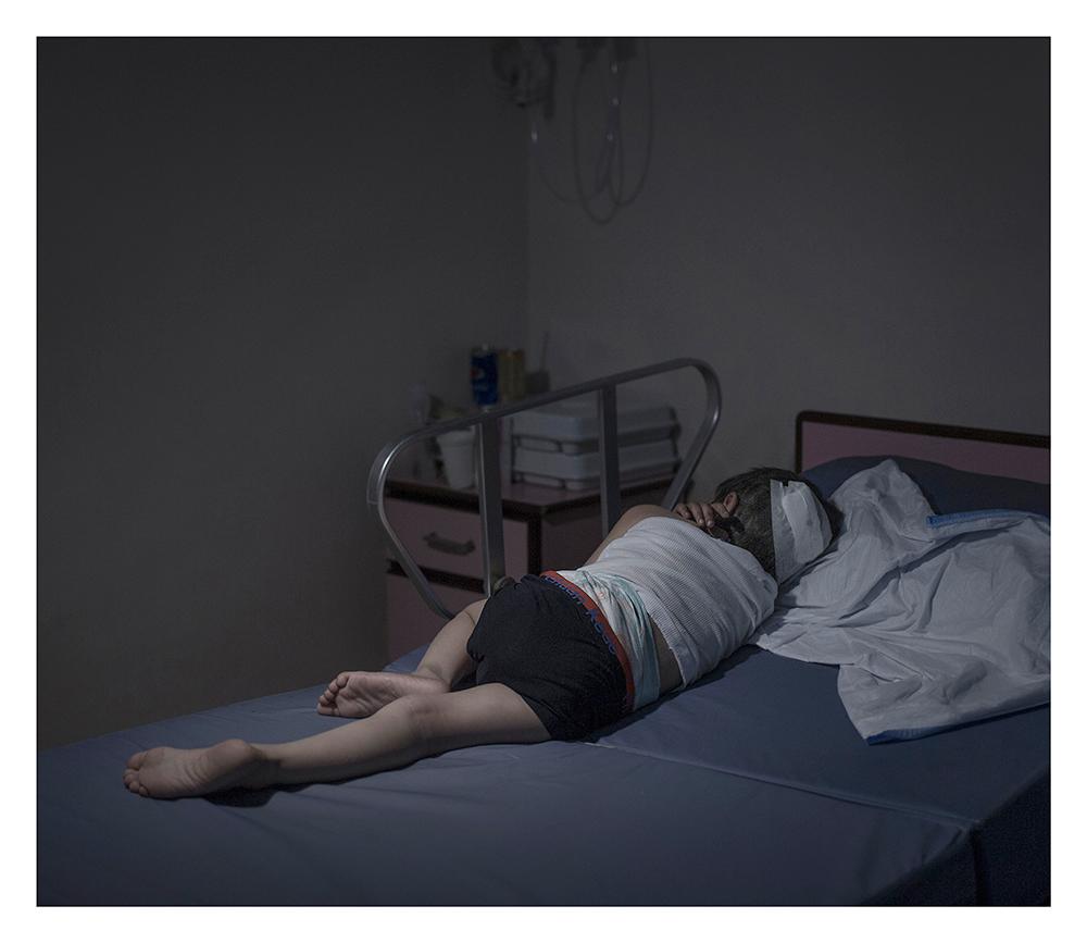 donde duermen los niños refugiados sirios 18