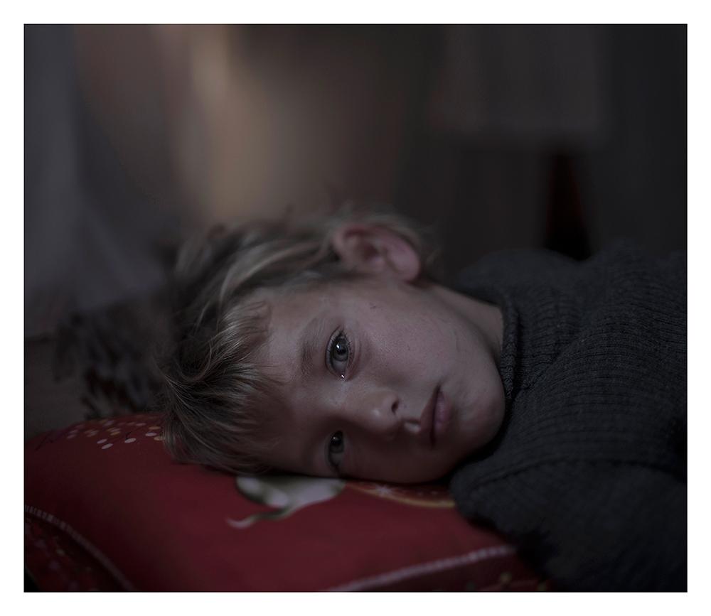 donde duermen los niños refugiados sirios 19
